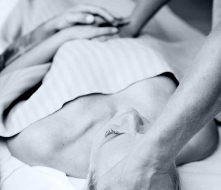 Kropsterapi behandling margit andersen.